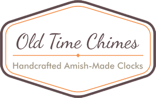 Old Time Chimes | Handcrafted Clocks